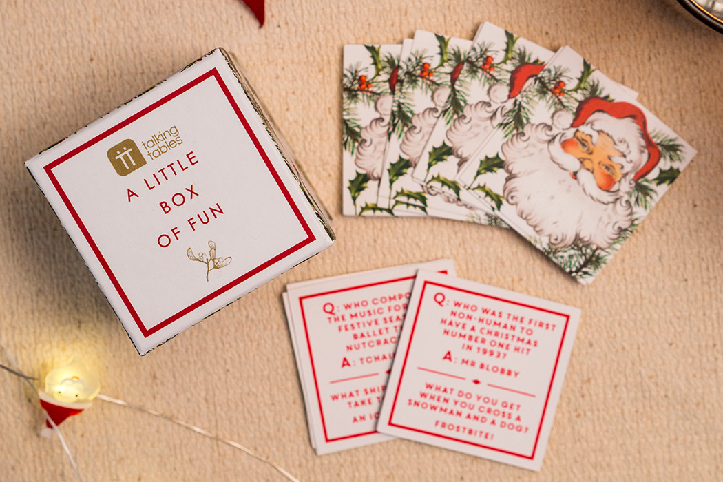 Dinner Party Games Ideas  Fun Christmas Party Games to Play at the Table