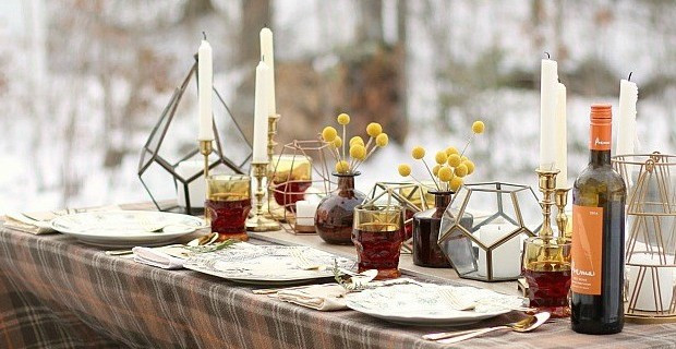 Dinner Party Ideas Winter  winter Archives Celebrations at Home