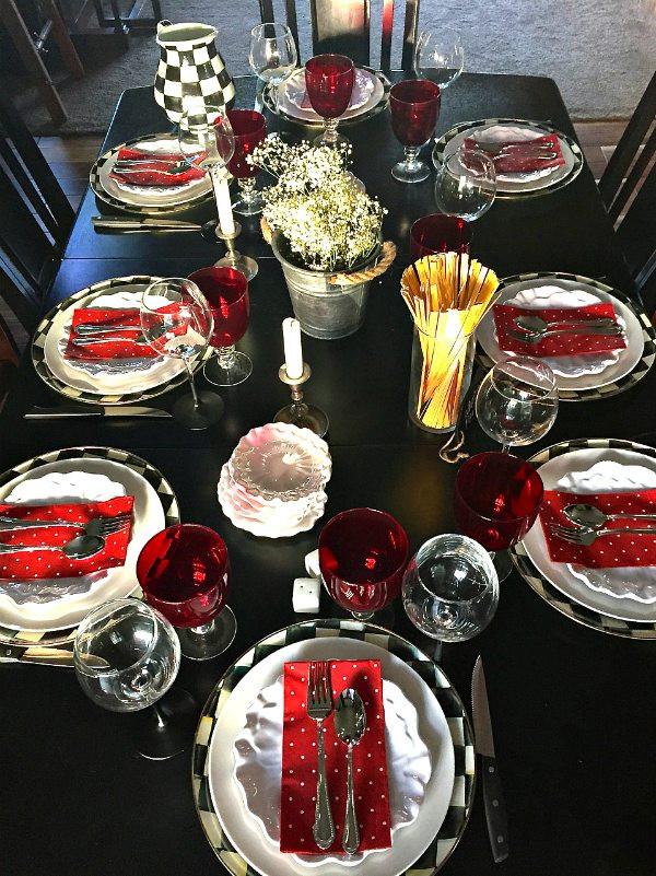 Dinner Party Ideas Winter  Winter Dinner Party Menu Recipe Girl