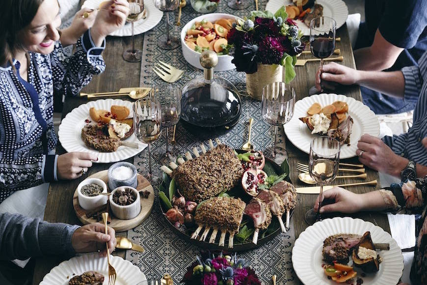 Dinner Party Ideas Winter  Winter Dinner Party Menu What s Gaby Cooking