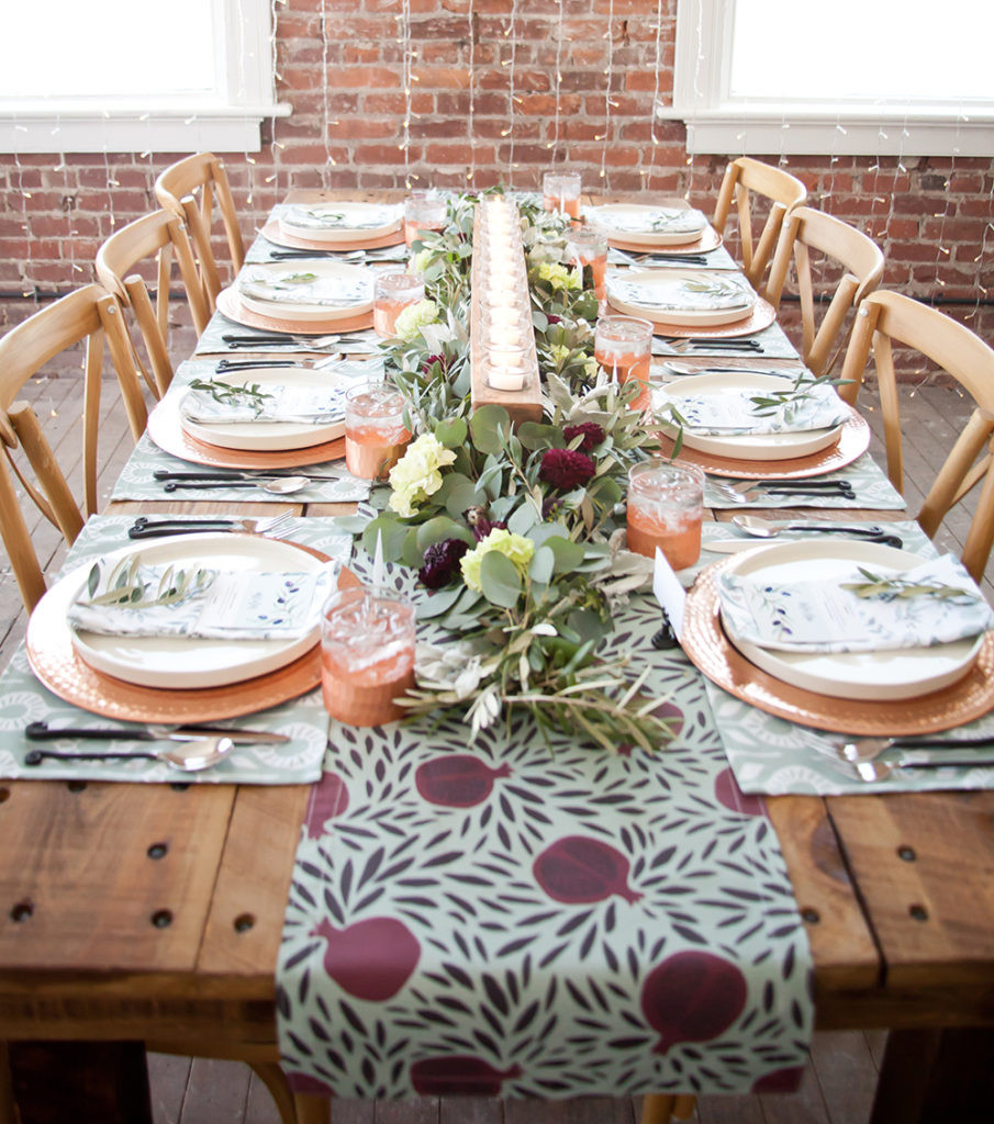 Dinner Party Ideas Winter  How to Throw an Elegant Winter Dinner Party