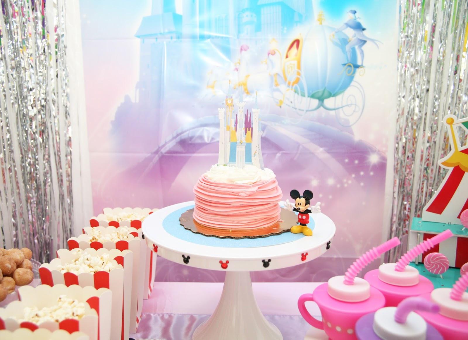 Disney Birthday Decorations  Walt Disney World Birthday Party