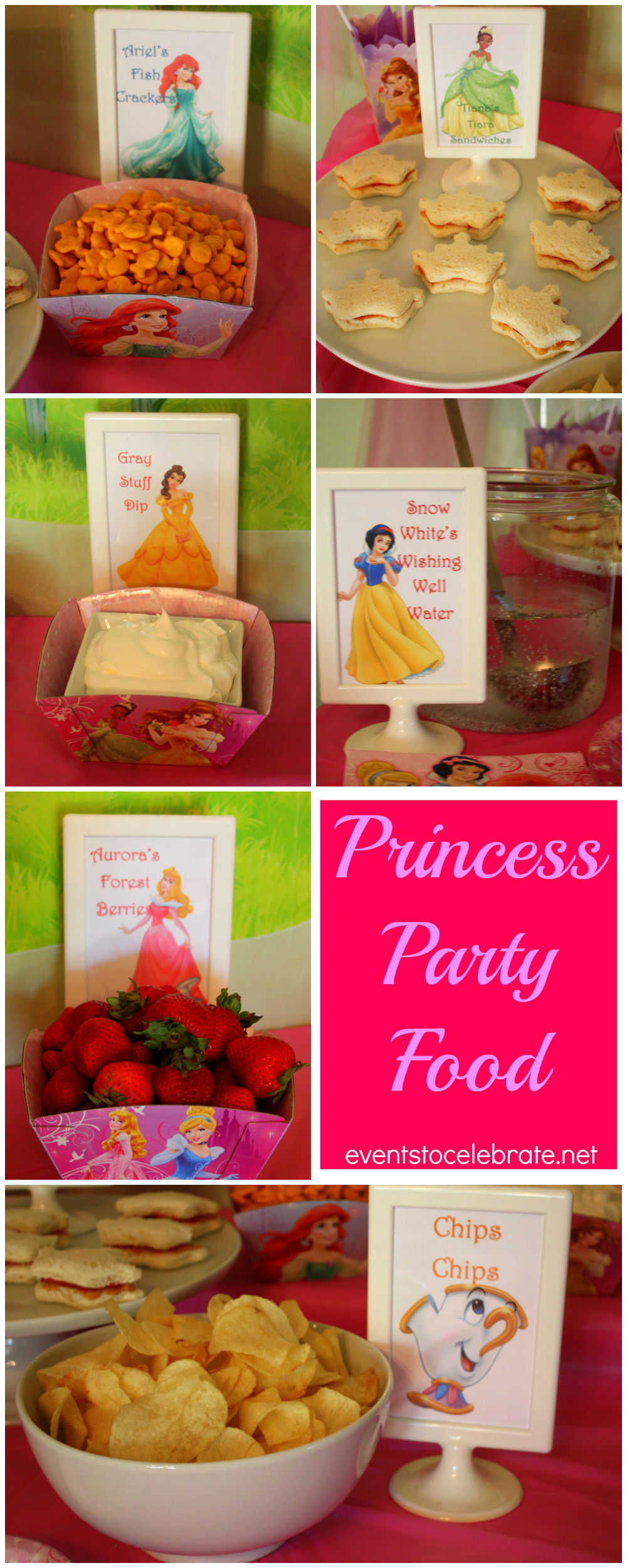 Disney Princess Party Food Ideas  Kids Birthday Parties Archives Page 2 of 7 events to