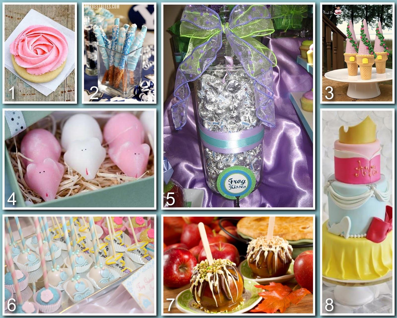 Disney Princess Party Food Ideas  Disney Donna Kay Disney Party Boards Disney Princess