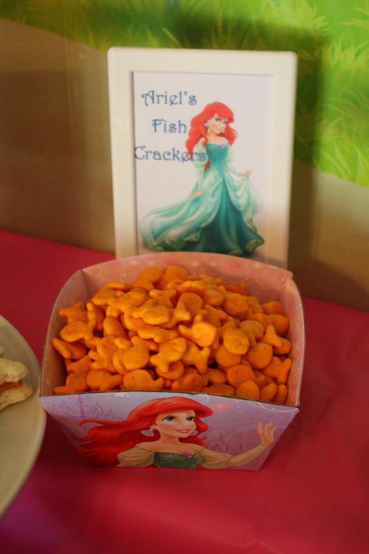 Disney Princess Party Food Ideas  Disney Princess Birthday Party Ideas Food & Decorations