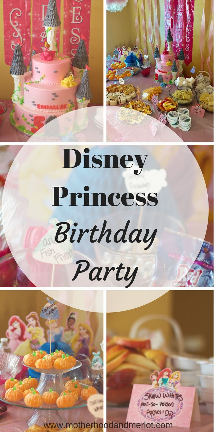 Disney Princess Party Food Ideas  Best 20 Disney Princess Food ideas on Pinterest