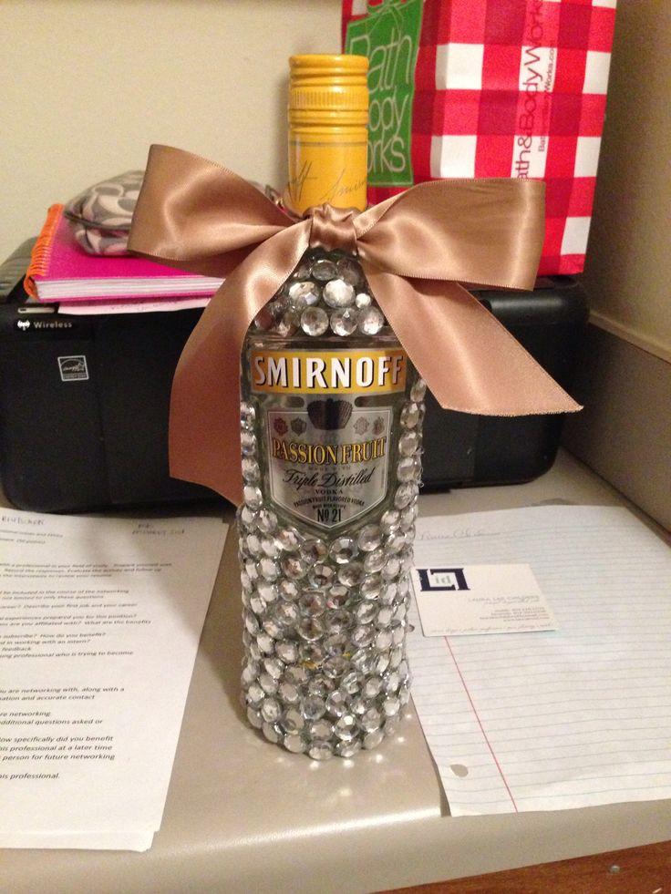 DIY 21St Birthday Gifts  DIY 21st Birthday Gift My Tay♥