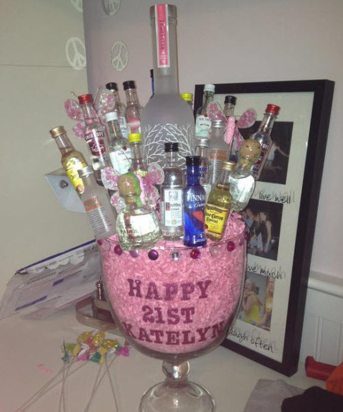 DIY 21St Birthday Gifts  10 Fun Ideas For 21st Birthday Gifts