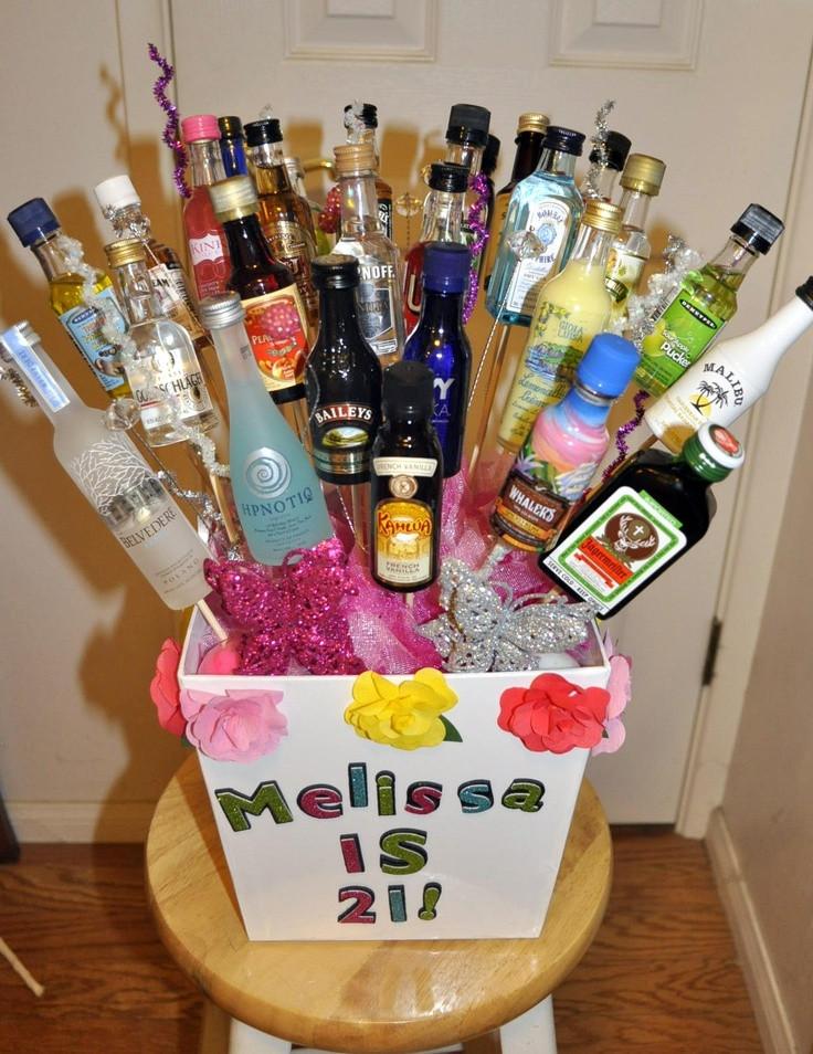 DIY 21St Birthday Gifts  1000 ideas about 21 Birthday Presents on Pinterest