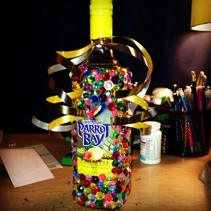 DIY 21St Birthday Gifts  21st birthday idea DIY homemade by madeline