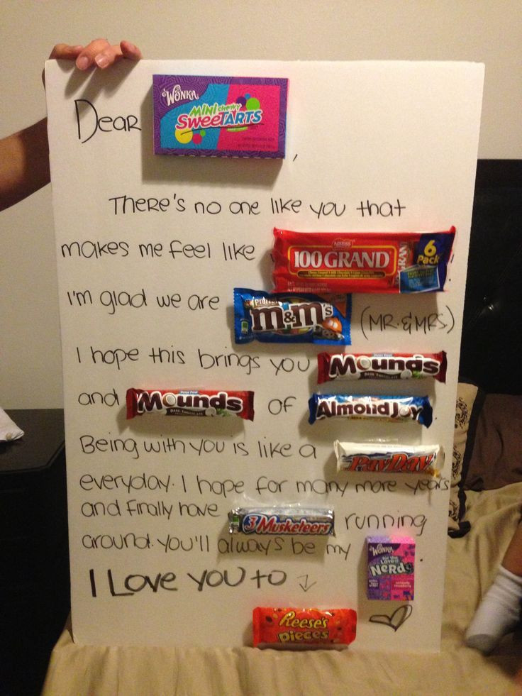 DIY Anniversary Gifts For Him  Best 25 Homemade anniversary ts ideas on Pinterest