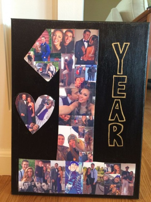 DIY Anniversary Gifts For Him  DIY Anniversary Gifts for Him