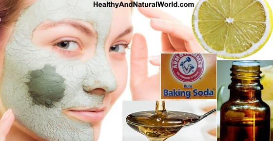 DIY At Home Face Mask  The Most Effective Homemade Acne Face Masks Detailed