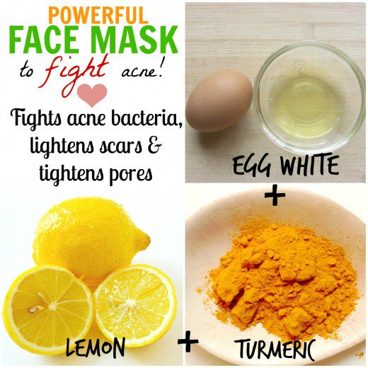 DIY At Home Face Mask  DIY Natural Homemade Face Masks for Acne Cure