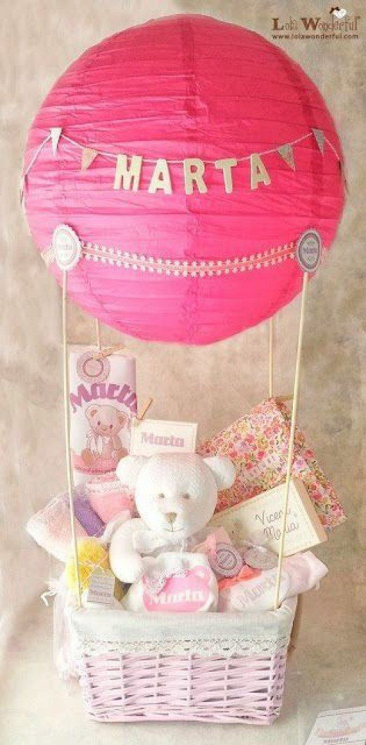 DIY Baby Girl Gifts  17 Best ideas about Baby Shower Gifts on Pinterest