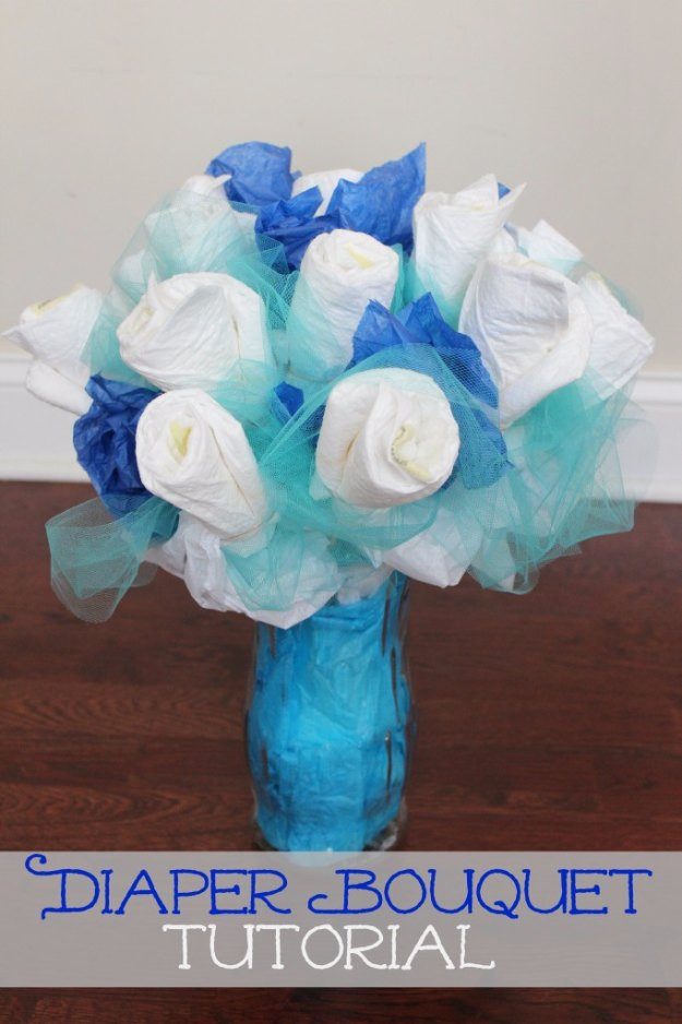 DIY Baby Girl Gifts  42 Fabulous DIY Baby Shower Gifts
