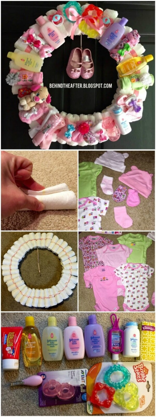 DIY Baby Girl Gifts  25 Enchantingly Adorable Baby Shower Gift Ideas That Will