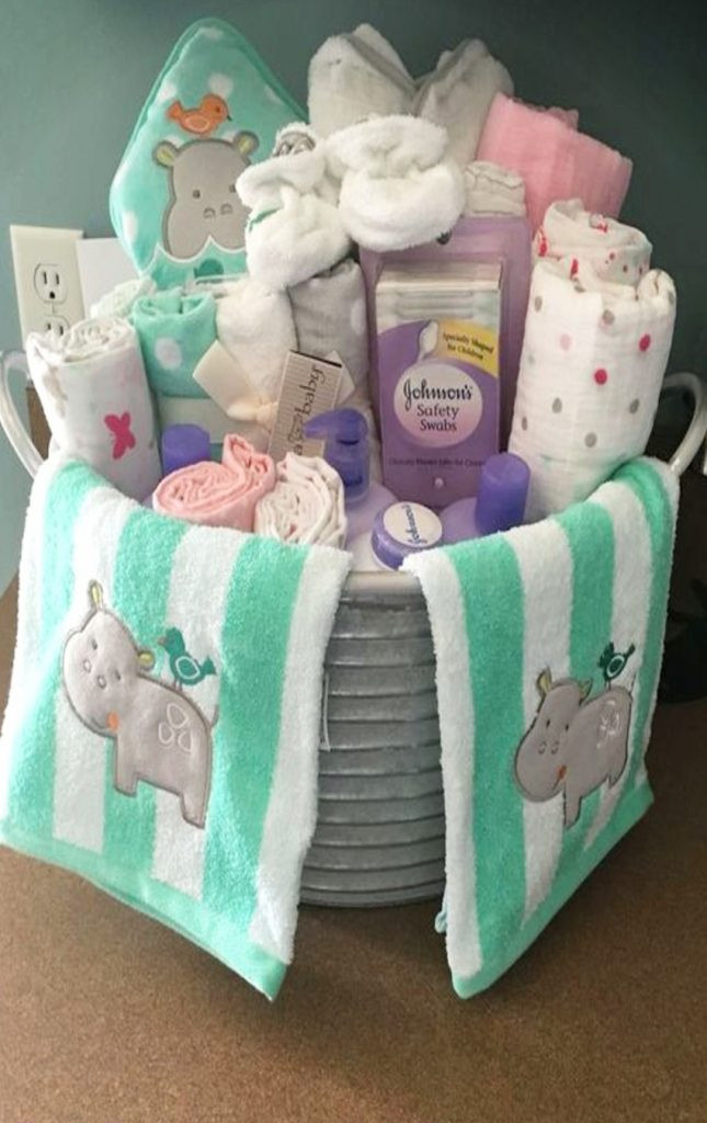 DIY Baby Girl Gifts  28 Affordable & Cheap Baby Shower Gift Ideas For Those on