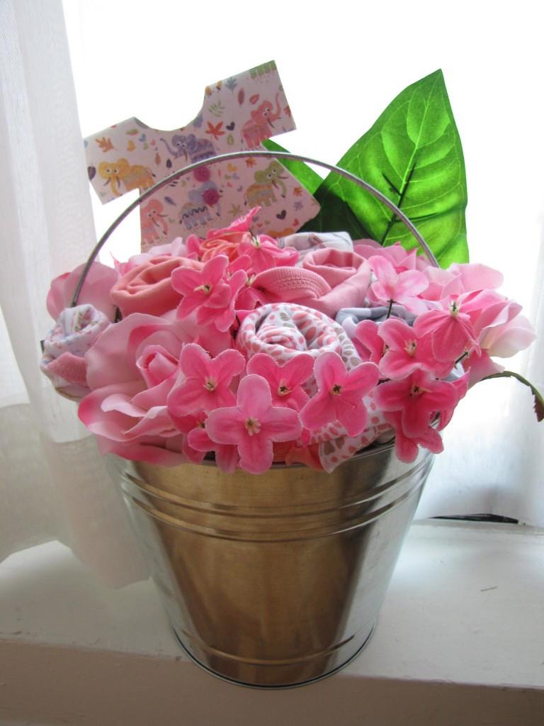 DIY Baby Girl Gifts  diy baby shower t idea
