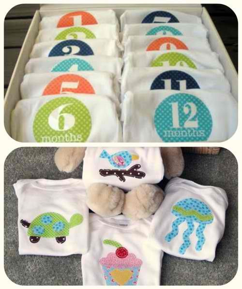 DIY Baby Girl Gifts  Unique DIY Baby Shower Gifts for Boys and Girls