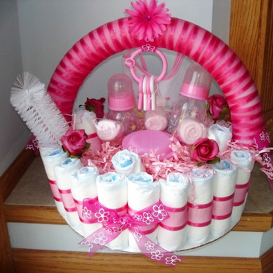 DIY Baby Girl Gifts  8 Affordable & Cheap Baby Shower Gift Ideas For Those on a