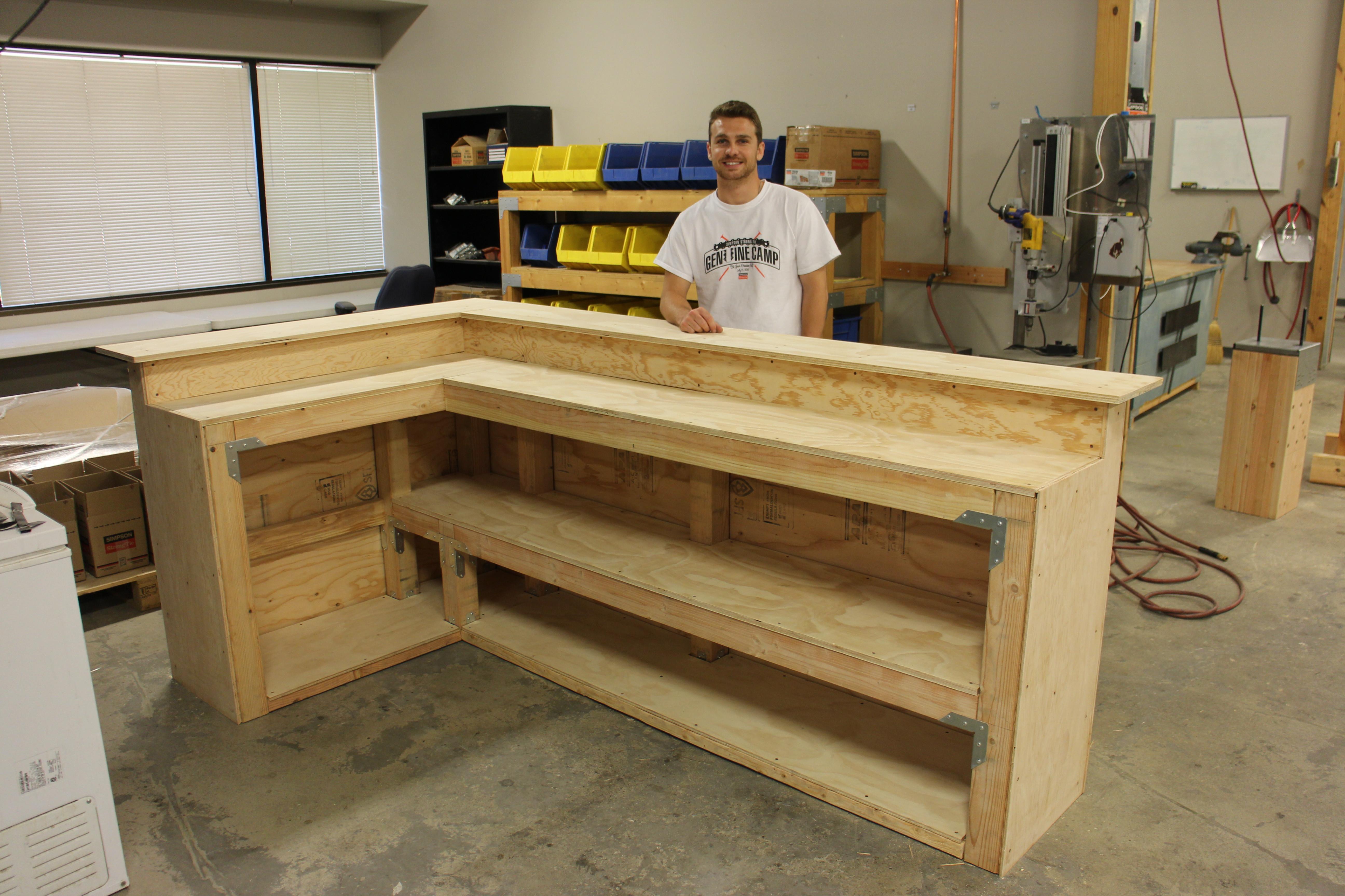 DIY Bar Plan  DIY Bar DIY Done Right