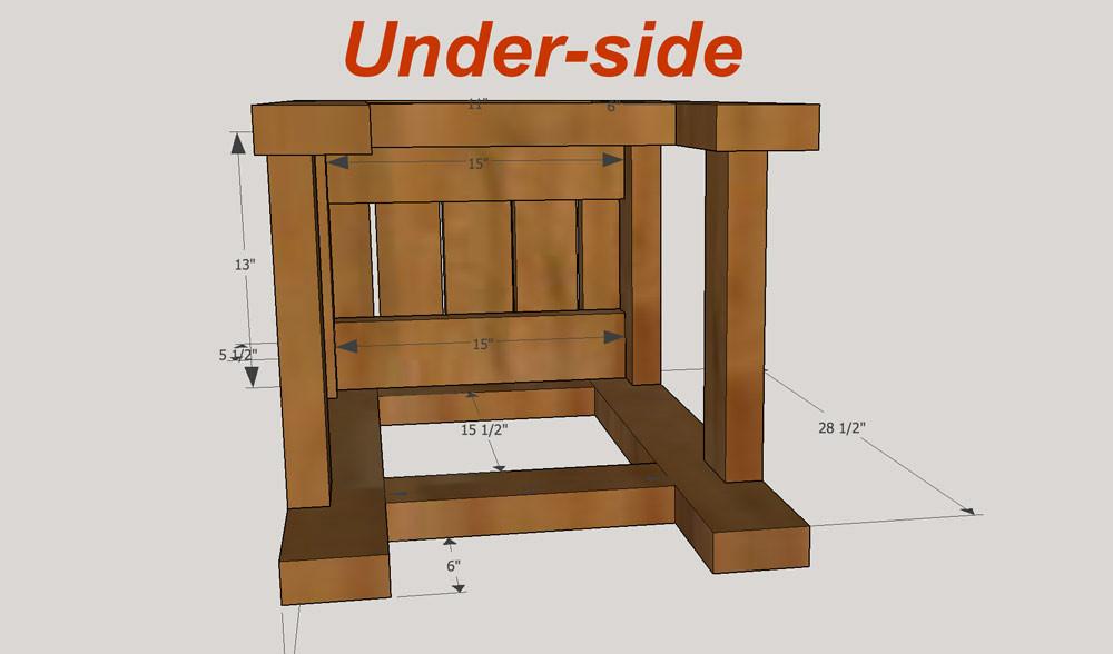 DIY Bar Stools Plans  How to Make Bar Stools