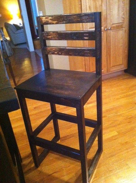 DIY Bar Stools Plans  Building Bar Stool Plans WoodWorking Projects & Plans