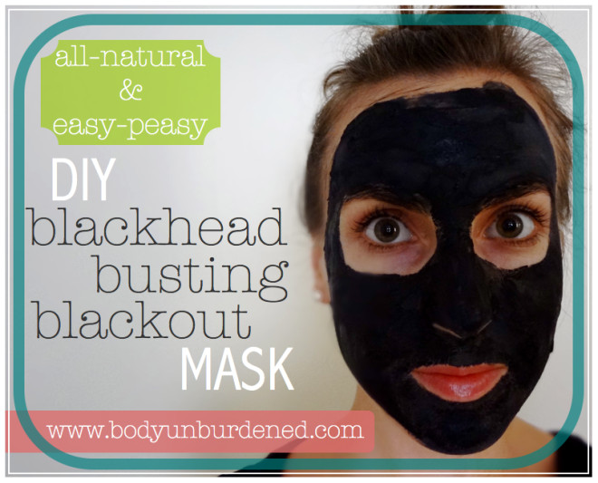DIY Blackhead Mask  Recipes DIY Beauty Diva