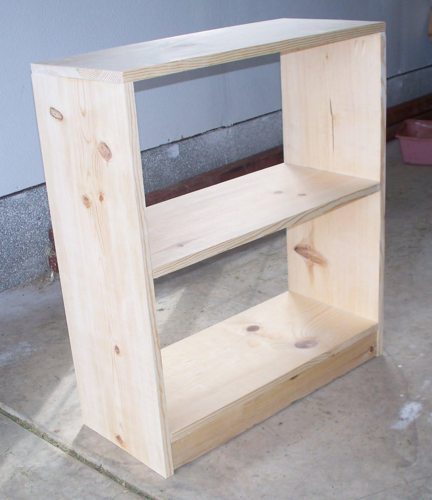 DIY Bookshelf Plans  I Built It Myself Bookshelf Adventures of a DIY Mom