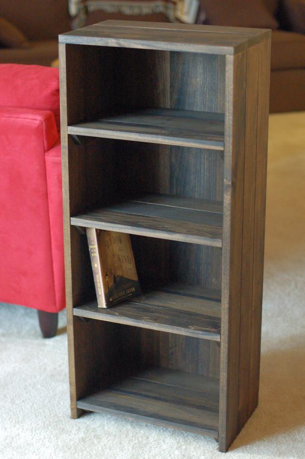DIY Bookshelf Plans  bookshelf do it yourself plans