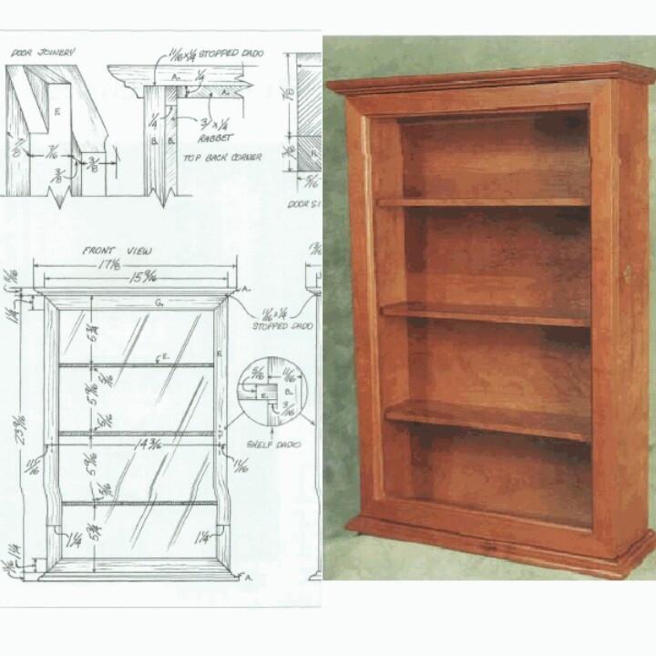 DIY Bookshelf Plans  diy bookcase plan DIY