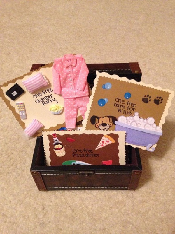 DIY Boyfriend Christmas Gifts  Top 40 Homemade Christmas Gifts For Your Boyfriend