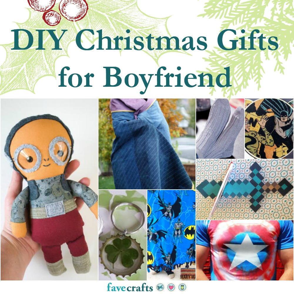 DIY Boyfriend Christmas Gifts  42 DIY Christmas Gifts for Boyfriend