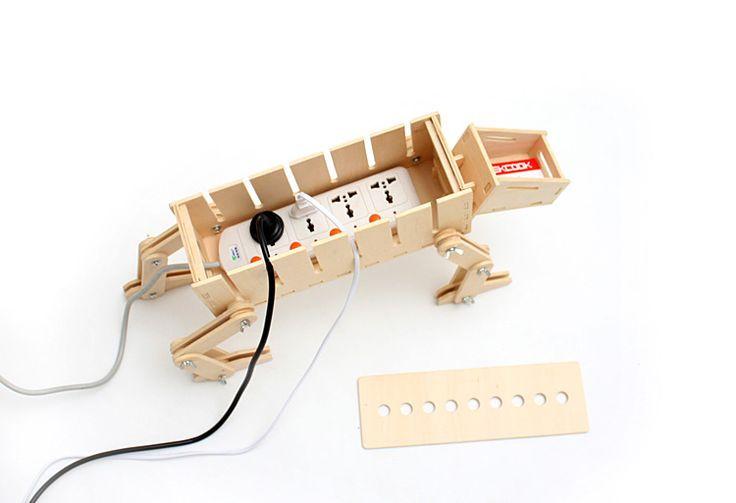 DIY Cable Management Box  DIY Cable Management Holder