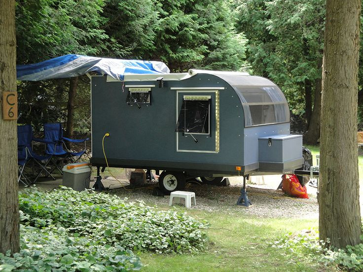 DIY Camper Trailer Plans  Best 20 Diy Teardrop Trailer ideas on Pinterest