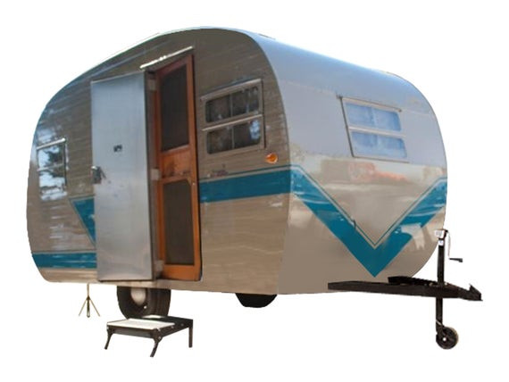 DIY Camper Trailer Plans  12 Teardrop Travel Trailer DIY Plans Tear Drop Camper RV