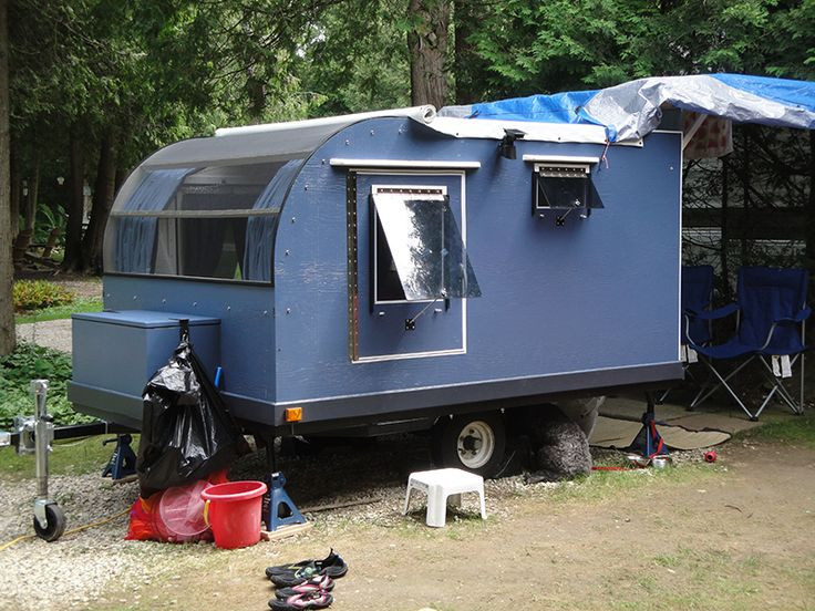 DIY Camper Trailer Plans  The 25 best Diy camper trailer ideas on Pinterest