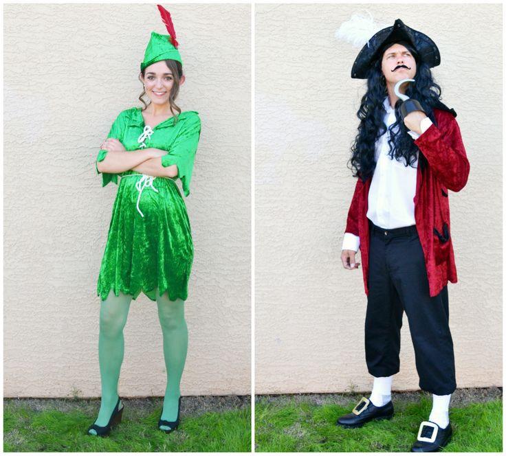 DIY Captain Hook Costumes  DETTE CAKES Adult Peter Pan & Captain Hook Costumes