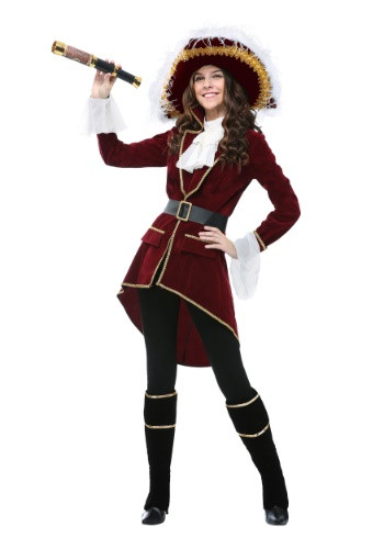 DIY Captain Hook Costumes  Captain Hook Women s Costume