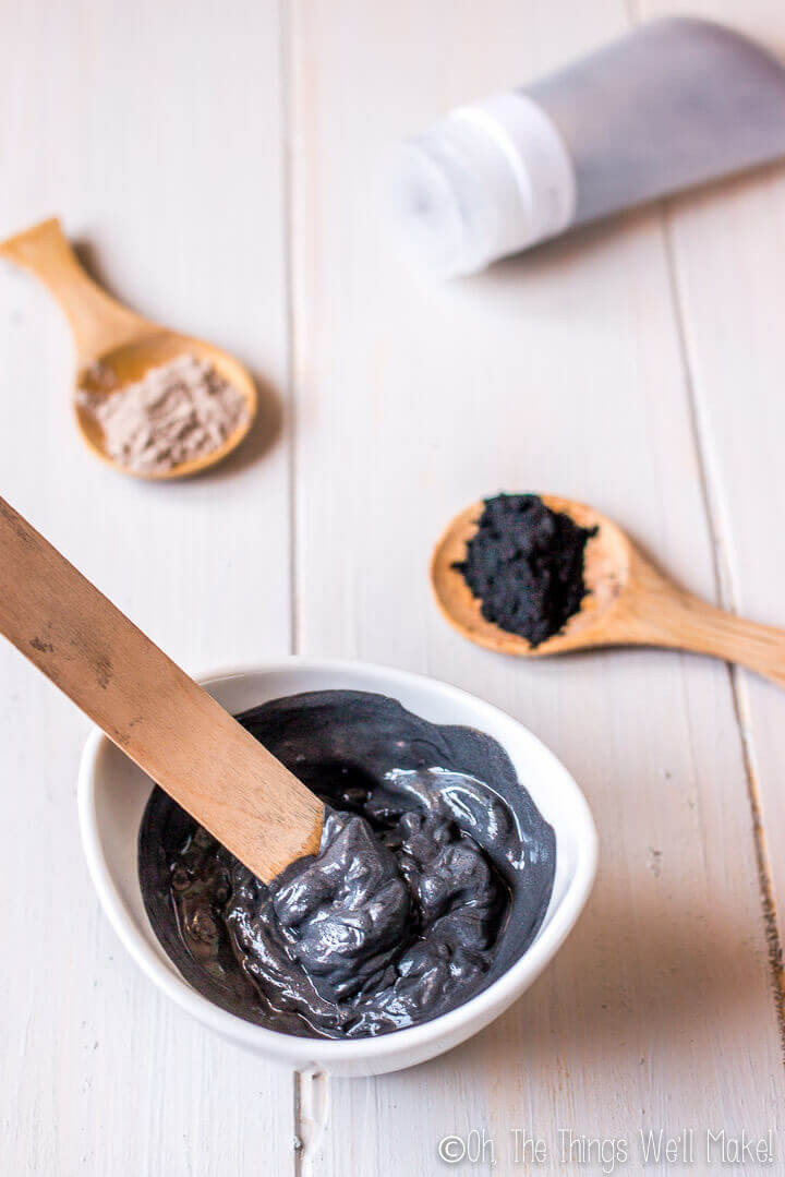DIY Charcoal Face Mask  DIY Charcoal Face Mask for Acne Prone Skin Oh The
