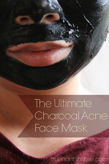 DIY Charcoal Face Mask  17 Best ideas about Charcoal Face Mask on Pinterest