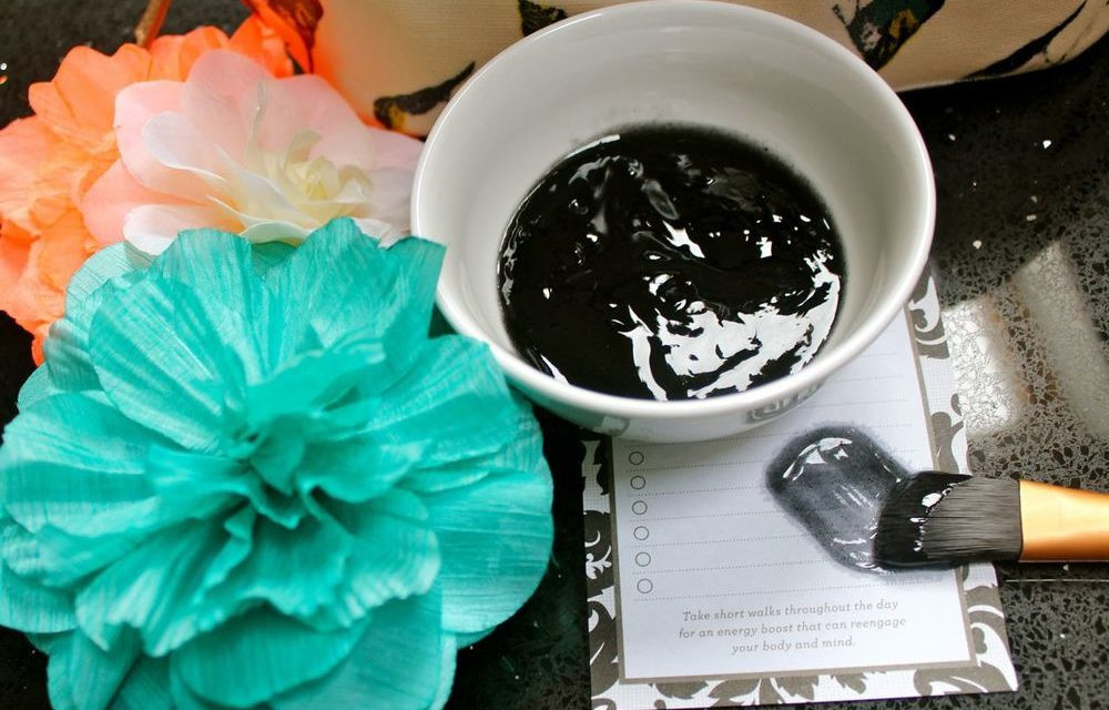 DIY Charcoal Face Mask  Homemade Charcoal Face Mask For Perfect Flawless Skin