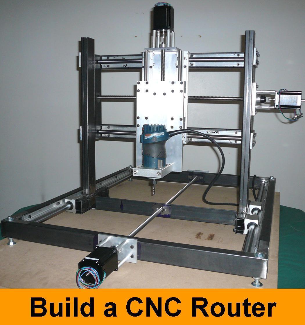 DIY Cnc Router Plan  DIY CNC Router