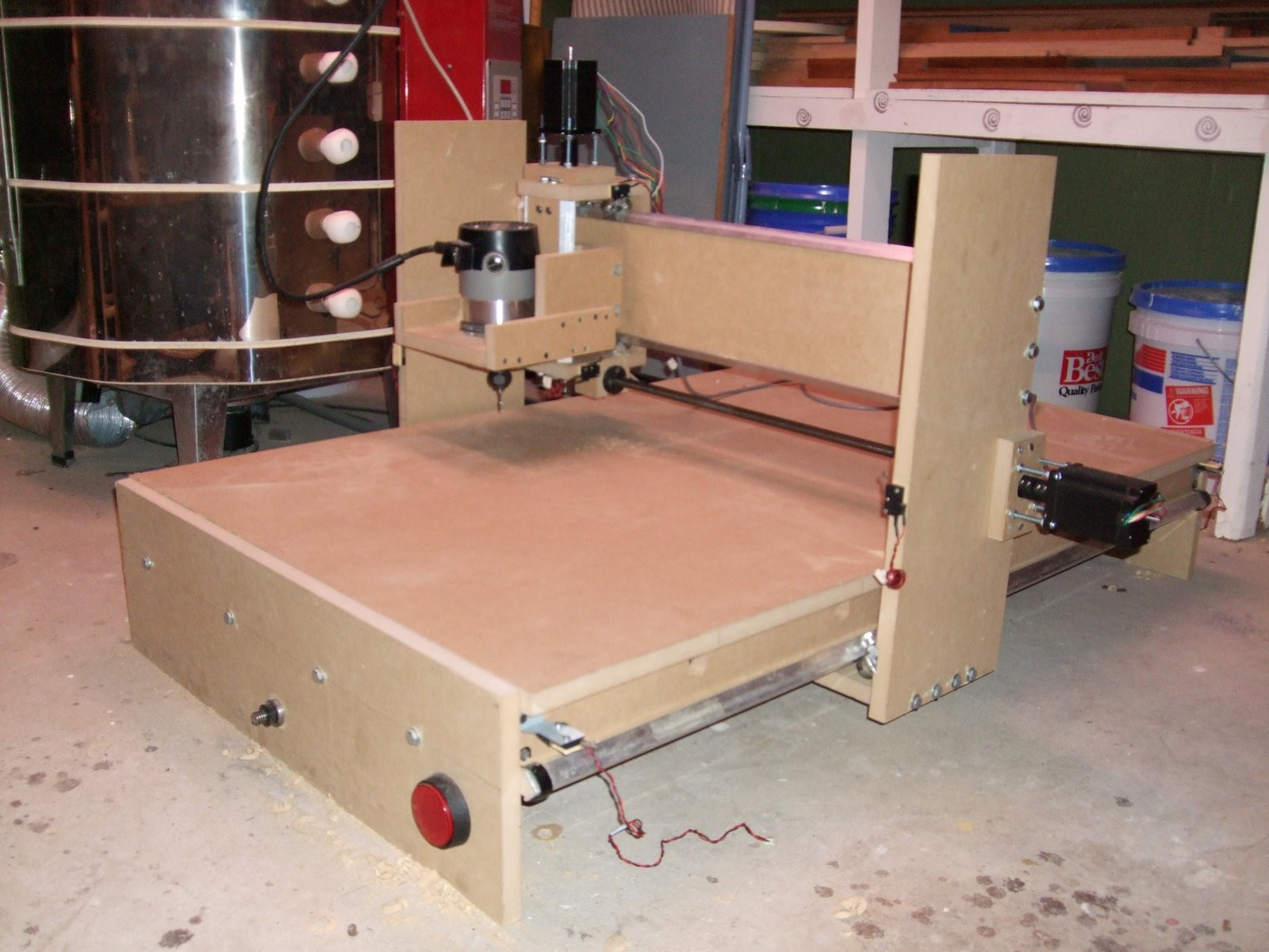 DIY Cnc Router Plan  Best Software For Woodworking Plans Diy Cnc Router Plans