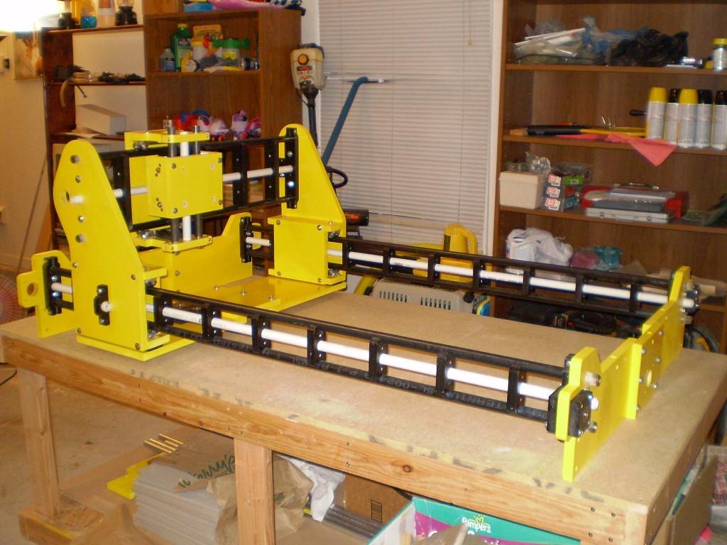 DIY Cnc Router Plan  Diy Cnc Router Plans PDF Woodworking