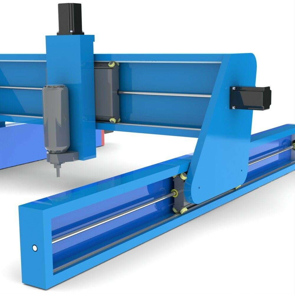DIY Cnc Router Plan  NEW CNC Router Table Mill Machine Engraver PLANS 3 axis 3D