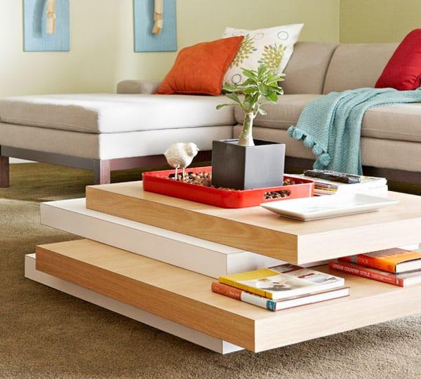 DIY Coffee Tables Plans  101 Simple Free DIY Coffee Table Plans