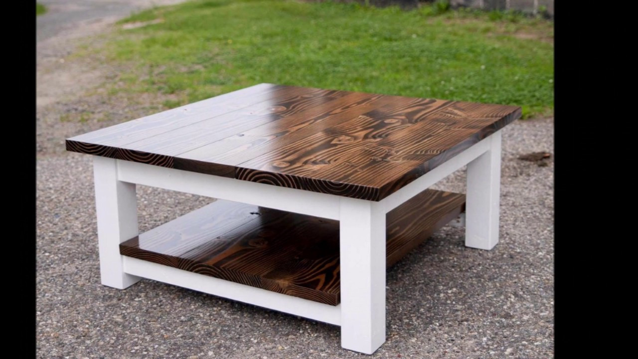 DIY Coffee Tables Plans  Awesome Diy Coffee Table Ideas Decoration