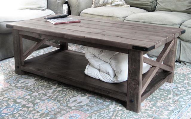 DIY Coffee Tables Plans  New Coffee Table Buy or DIY